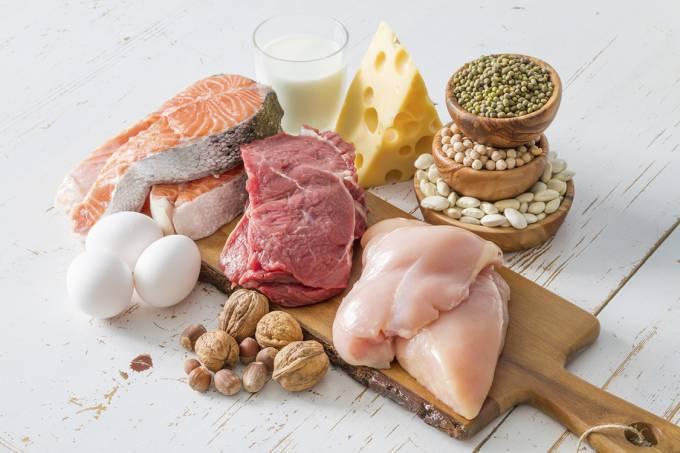 Cinco sinais que o corpo dá quando o consumo de proteína é baixo