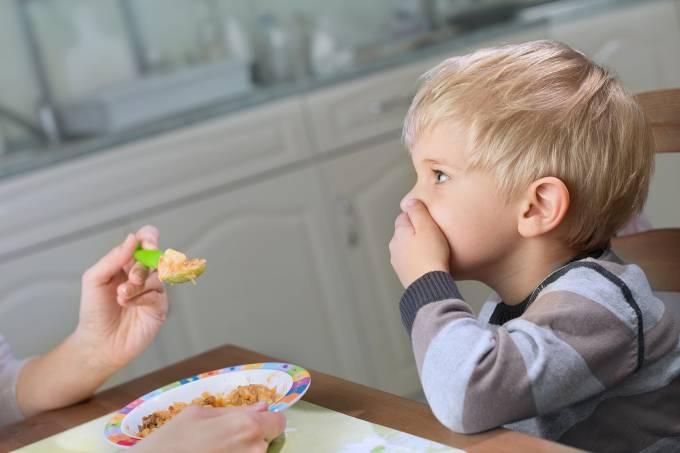 Distúrbios alimentares começam na infância, aponta estudo