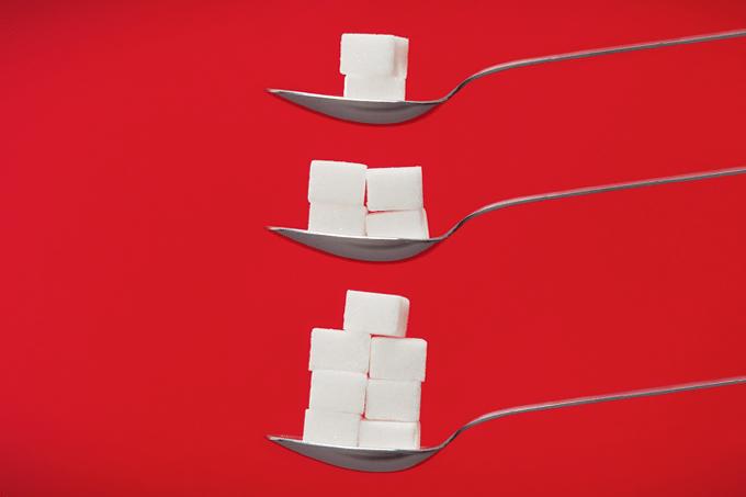 O esforço nacional pela redução no consumo de açúcar